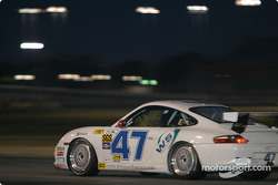 #47 Michael Baughman Racing Porsche GT3 Cup: Michael Baughman, Bob Ward, Brad Yaeger