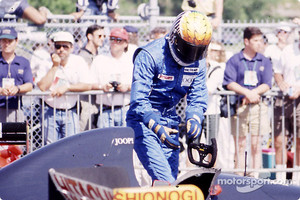 JJ Lehto, 1993 Canadian GP