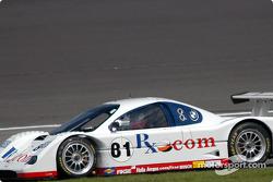 #81 G&W Motorsports BMW Doran: Cort Wagner, Brent Martini, Kelly Collins