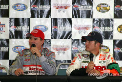 Press conference: Mike Bliss and J.J. Yeley