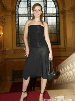 Singer Jasmin Wagner