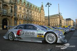 Audi Sport Infineon Team Joest Audi A4 DTM