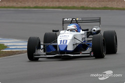 Donington March testing