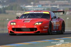 #66 Prodrive Racing Ferrari 550 Maranello: Alain Menu, Tomas Enge, Peter Kox