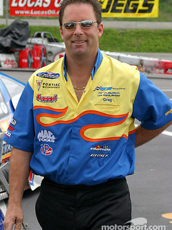Greg Anderson held his #1 qualifying spot
