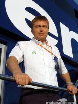 Ford director Jost Capito