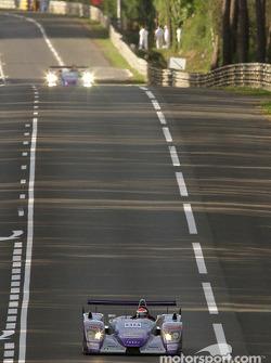 #88 Audi Sport UK Team Veloqx Audi R8: Jamie Davies, Johnny Herbert, Guy Smith