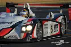 #5 Audi Sport Japan Team Goh Audi R8: Seiji Ara, Rinaldo Capello, Tom Kristensen