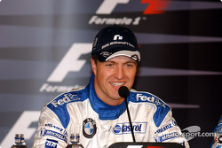 Press conference: Ralf Schumacher