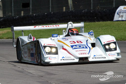 #38 Champion Racing Audi R8: JJ Lehto, Marco Werner