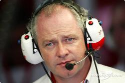 Toyota's Richard Cregan