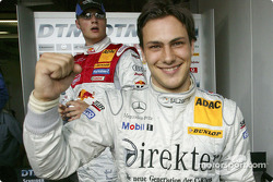 Pole winner Gary Paffett