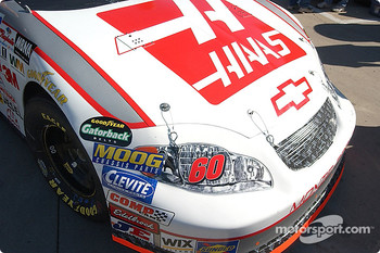 Jason Leffler's Haas Automation Chevy