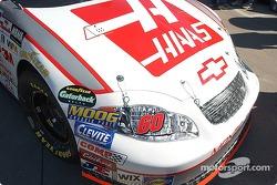 Jason Leffler's Haas Automation Chevy