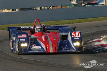 #37 Intersport Racing Lola B162 Judd: Jon Field, Nic Jonsson