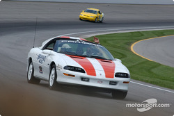Chevrolet Camaro pace car for the 1998 Brickyard 400
