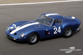 #24 1964 Ferrari 250 GTO, William Connor