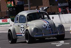 Herbie is ready to go