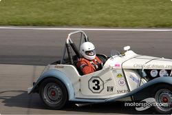 1953 MG TD of Dale Schmidt