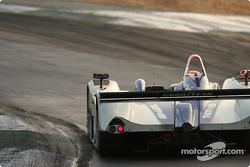 #20 Dyson Racing Team Lola EX257 AER: Chris Dyson, Jan Lammers