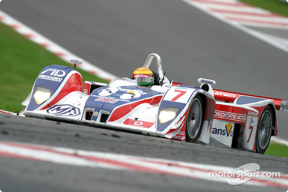 #7 RML MG Lola: Thomas Erdos, Miguel Ramos, Mike Newton