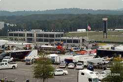Overall view of Barber Motorsports Park