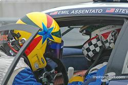 Joao Barbosa and Stephen Earle