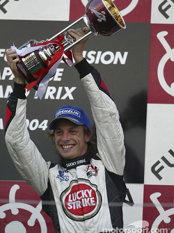 Podium: Jenson Button