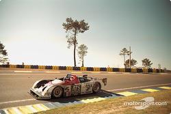#5 La Filière Courage C36 Porsche: Emmanuel Collard, Henri Pescarolo, Franck Lagorce