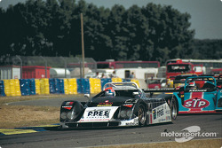 #4 Courage Compétition Courage C36 Porsche: Mario Andretti, Jan Lammers, Derek Warwick