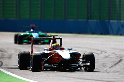 Esteban Gutierrez leads Robert Wickens