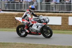 2010 Honda CBR 600: Eugene Laverty