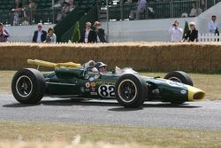 1965 Lotus Ford 38 (Jim Clark): Jackie Stewart