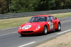 #57 Abarth simca 1300 OT 1965: Horst Pichler, Wolfgang Molitor