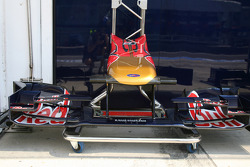 Toro Rosso front wing