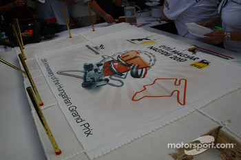 The Hungaroring celebrates 25 years