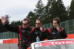 #71 Team RPM Ford GT GT3: Alex Mortimer, Peter Bamford, Matt Griffin