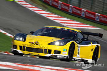 #14 Phoenix Racing / Carsport Corvette Z06: Andrea Piccini, Anthony Kumpen
