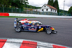 Jean-Eric Vergne and Oli Webb