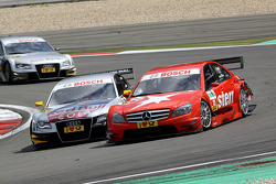 Martin Tomczyk, Audi Sport Team Abt Audi A4 DTM, Congfu Cheng, Persson Motorsport AMG Mercedes C-Klasse