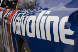 Carl Edwards' Valvoline Ford