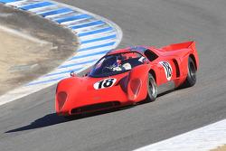 Roy S. Walzer, 1970 Chevron B16 Spyder