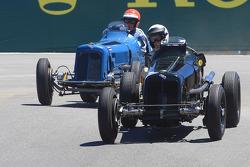 Group 1A race winner Paddins Dowling, 1934 ERA A Type