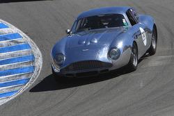 Group 4B race winner Herb Wetanson, 1961 Aston Martin Zagato DB-4