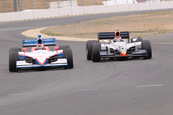 Alex Lloyd, Dale Coyne Racing, Ernesto Viso, KV Racing Technology
