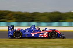 #5 Beechdean Mansell Ginetta-Zytek 09S: Leo Mansell, Greg Mansell