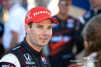 Race winner Will Power, Team Penske