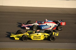 Sarah Fisher, Sarah Fisher Racing and Milka Duno, Dale Coyne Racing