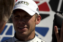 Pole winner Ed Carpenter, Panther Racing/Vision