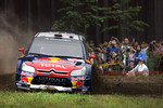 Daniel Sordo and Marc Marti, Citron C4 Citron Total World Rally Team